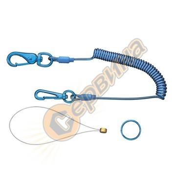 Комплект еластична спирала против изпускане на инструменти F