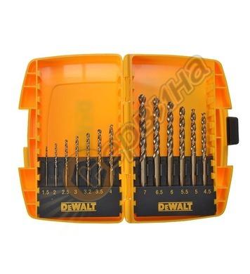 Комплект кобалтови свредла за метал HSS-Co DeWalt DT7942 - 1