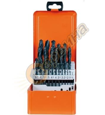 Комплект свредла за метал HSS-R Projahn 60007 - 25 части