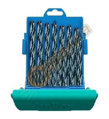 Комплект свредла за метал HSS-R Heller Twist Drills 17737 5