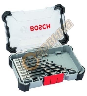 Комплект свредла за метал HSS Bosch Impact Control 260857714