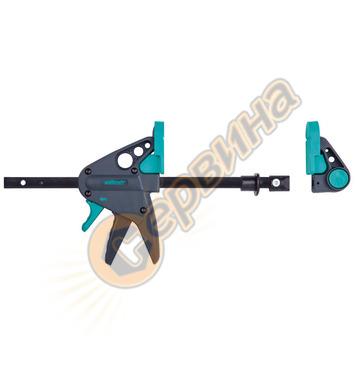 Професионална дърводелска стяга Wolfcraft 3036000 - 120/65мм