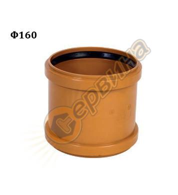 ПВЦ муфа Pestan 10402702 - ф160