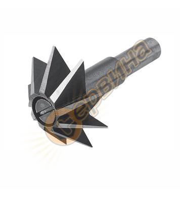 Профилен фрезер Wolfcraft 3265000 45°- ф8.0 мм