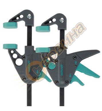 Професионална дърводелска стяга Wolfcraft 3455100 110/40мм -