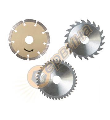Комплект от 3 циркулярни диска за циркуляр Scheppach PL285 7