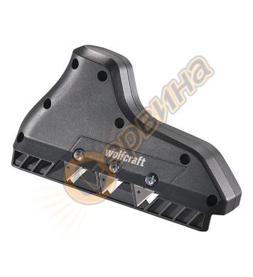 Ъглово ренде за гипсокартон Wolfcraft 4009000 - 35°