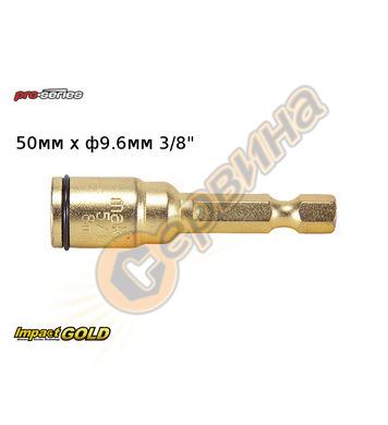 Магнитен адаптор-шестограм 9.6мм 3/8