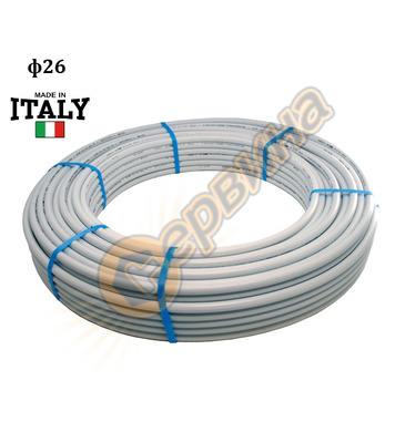Многослойна тръба Pex-Al-Pex Ape 5019026 50м - ф 26х3 мм