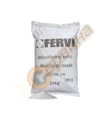 Кварцов пясък Fervi 0581 - 25кг
