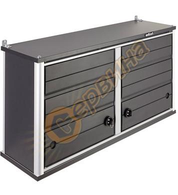 Метален шкаф за инструменти Wolfcraft 6073000 - 985Х500Х300