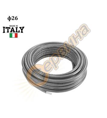 Многослойна тръба с изолация Pex-Al-Pex Ape 5022026 50м - ф