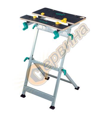Мултифункционална работна маса със стяги Wolfcraft Master 60