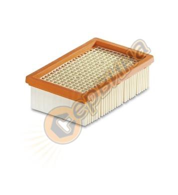 Плосък нагънат филтър Karcher за WD 4, WD 5 и WD 6 2.863-005