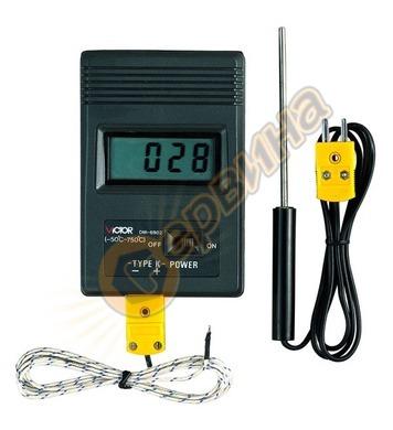 Дигитален термометър със сонда Fervi T054