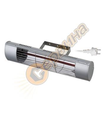 Инфрачервен отоплител Fervi R607 IP55 - 2000W