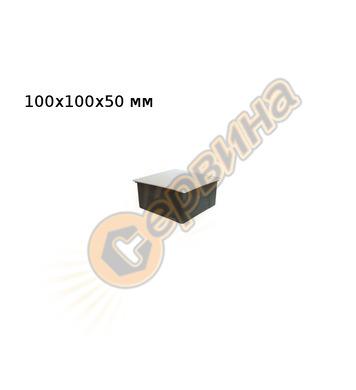 Разклонителна кутия за вграждане KokoPlast G-106 100x100x50м
