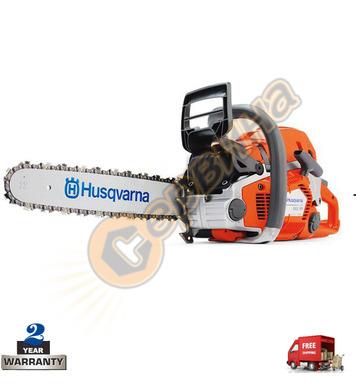 Бензинов верижен трион Husqvarna 572XP 966733118 - 4.3kW