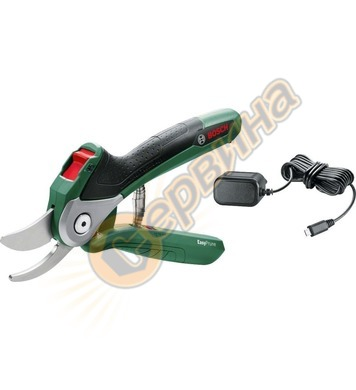 Акумулаторна лозарска ножица Bosch EasyPrune 06008B2000 - 3.