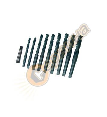Комплект свредла  Gude  MK 2/3 10 броя (за метал) 38328