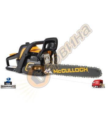 Бензинов верижен трион Mcculloch CS 50S 967300301 - 2.1kW