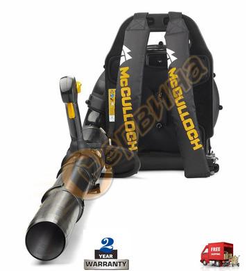 Бензинова въздуходувка-метла Mcculloch GB 355BP 967088701 -