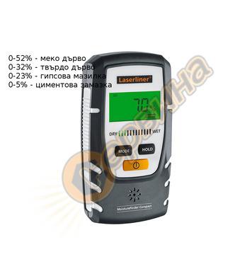 Влагомер LaserLiner MoistureFinder 082.332A - дърво 0-52% ст