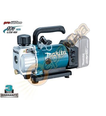 Акумулаторна вакумна помпа за климатици Makita DVP180Z - 18V