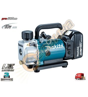 Акумулаторна вакумна помпа за климатици Makita DVP180RT - 18