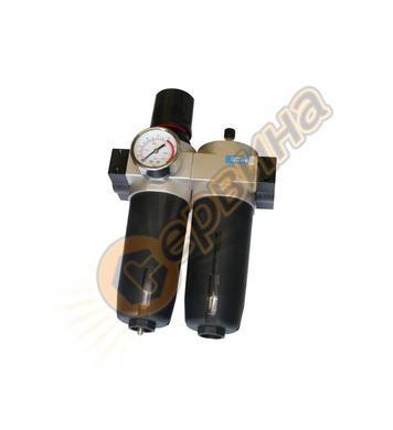 Пневматичен филтър, регулатор и омаслител Gude 41087 - 3/4(N