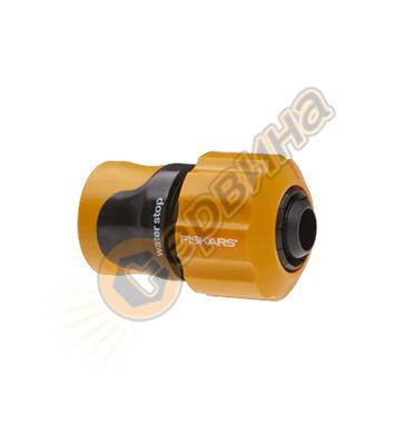 Конектор за маркуч Fiskar 1023671 Stop - 19 мм 3/4