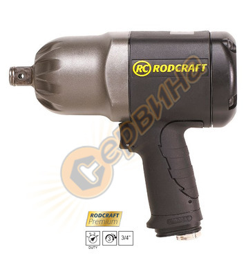 Пневматичен ударен гайковерт Rodcraft RC2377 8951000045 - 19