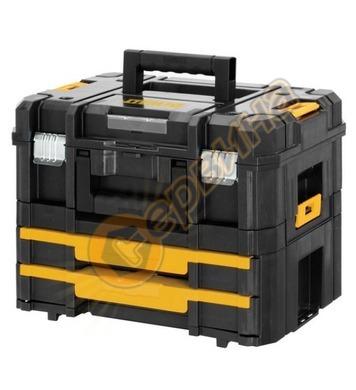 Куфар за инструменти DeWalt Combo Tstak II + IV DWST1-70702