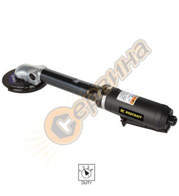 Пневматичен ъглошлайф Rodcraft RC7170 8951000144  - 746 W ф1