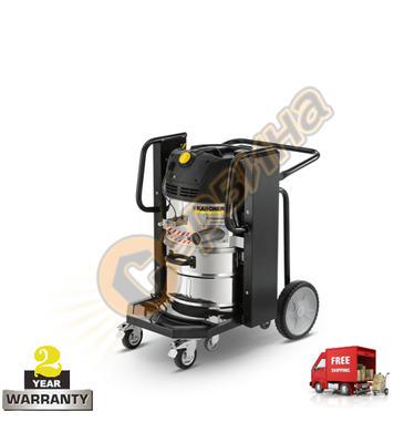 Професионална промишлена прахосмукачка Karcher IVC 60/24-2 T