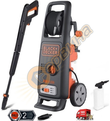 Водоструйка Black&Decker BXPW1700E - 1700W