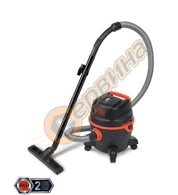 Прахосмукачка за сухо и мокро почистване Black&Decker BXVC15