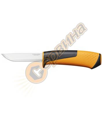 Универсален нож с вградено точило Fiskars 1023618 - 215 мм