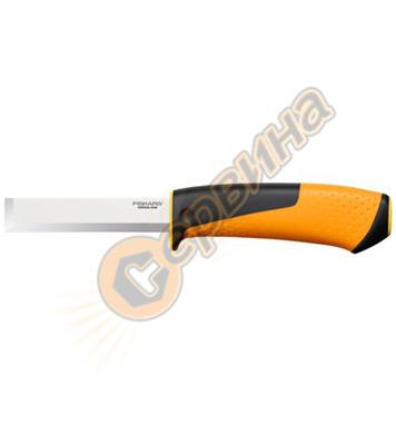 Дърводелски нож с вградено точило Fiskars 1023619 - 224 мм