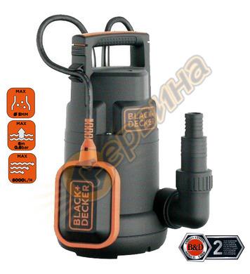Потопяема помпа Black&Decker BXUP250PCE - 250W