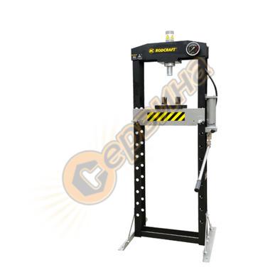 Хидравлична преса с манометър Rodcraft WP20S 8951000065 - 20