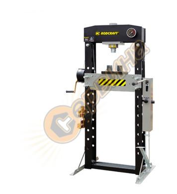 Хидравлична преса с манометър Rodcraft WP30P 8951000071 - 30