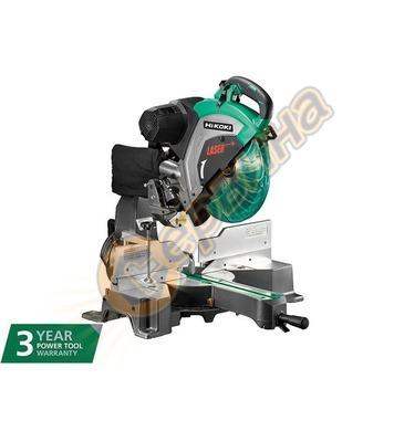 Настолен циркуляр Hitachi C12RSH2 - 1520W