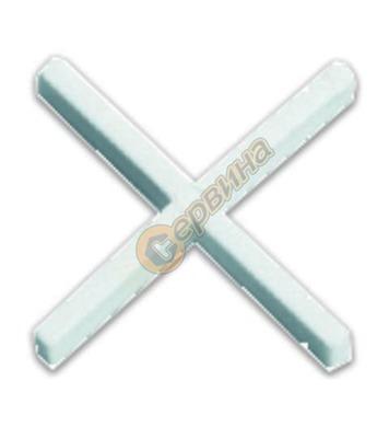 Ограничител-кръстачка за фуги Rubi 02125 - 2мм