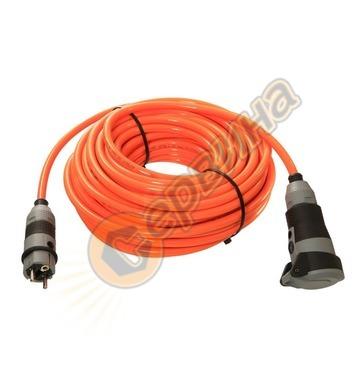 Удължител с кабел AS Schwabe 62262 - 10 метра