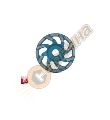 Диамантен диск за шлайфане на бетон Rubi FAN CUP 05919 - 100