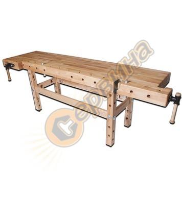 Дърводелски тезгях Pinie Plus 2000 - 2150x790x850 мм