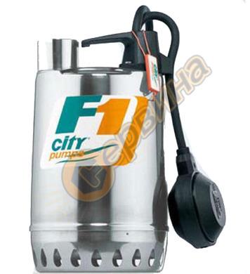 Потопяема-дренажна помпа City Pumps F1/30M 48TIX11A1 - 250W