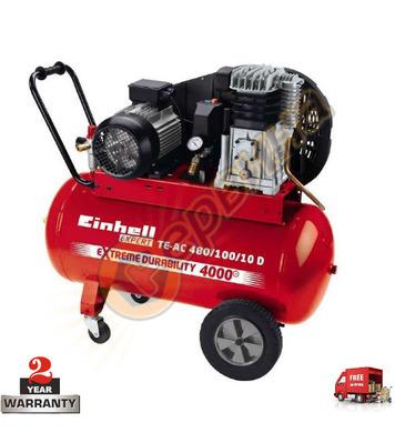 Трифазен маслен компресор Einhell 4010231 TE-AC 480/100/10 D