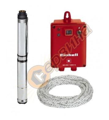 Потопяема-дълбочинна помпа Einhell GC-DW 1300 N - 1300W MAX-